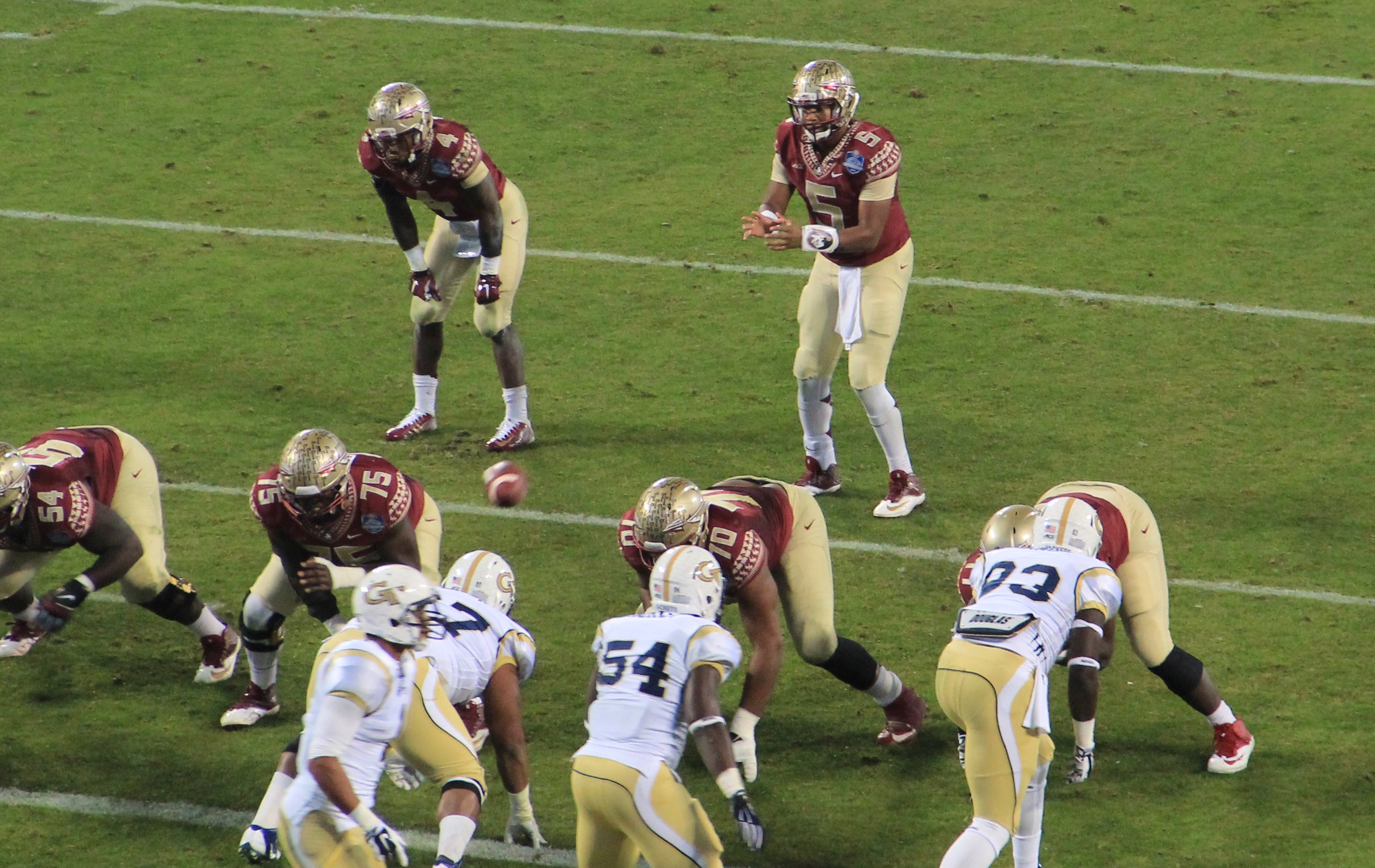 2014 Florida State Seminoles Football Team Wikiwand