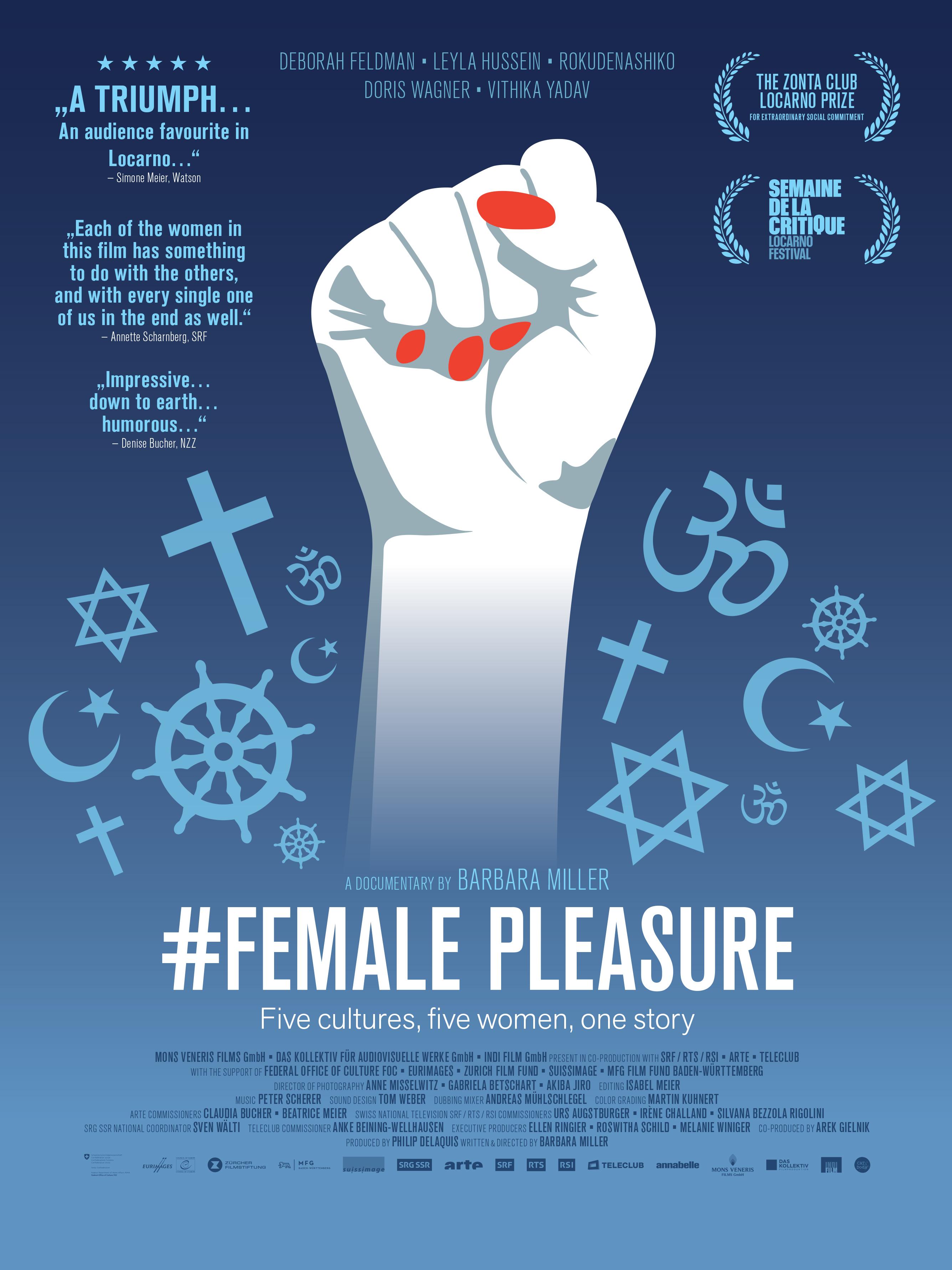 Female sexuality documentary