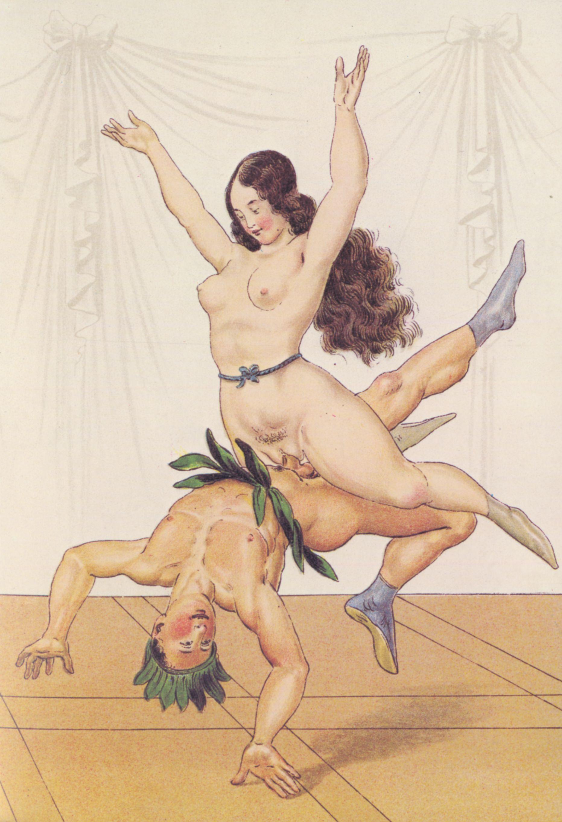 Смотреть порно в стиле 18 века 12 фотография
