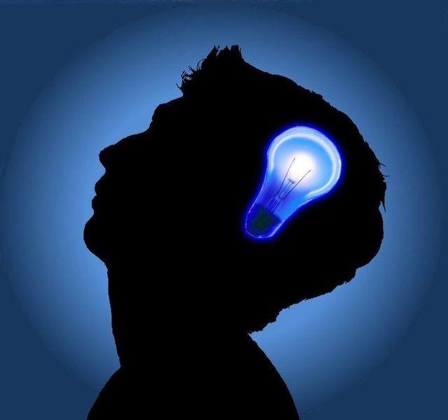 Allégorie de la pensée