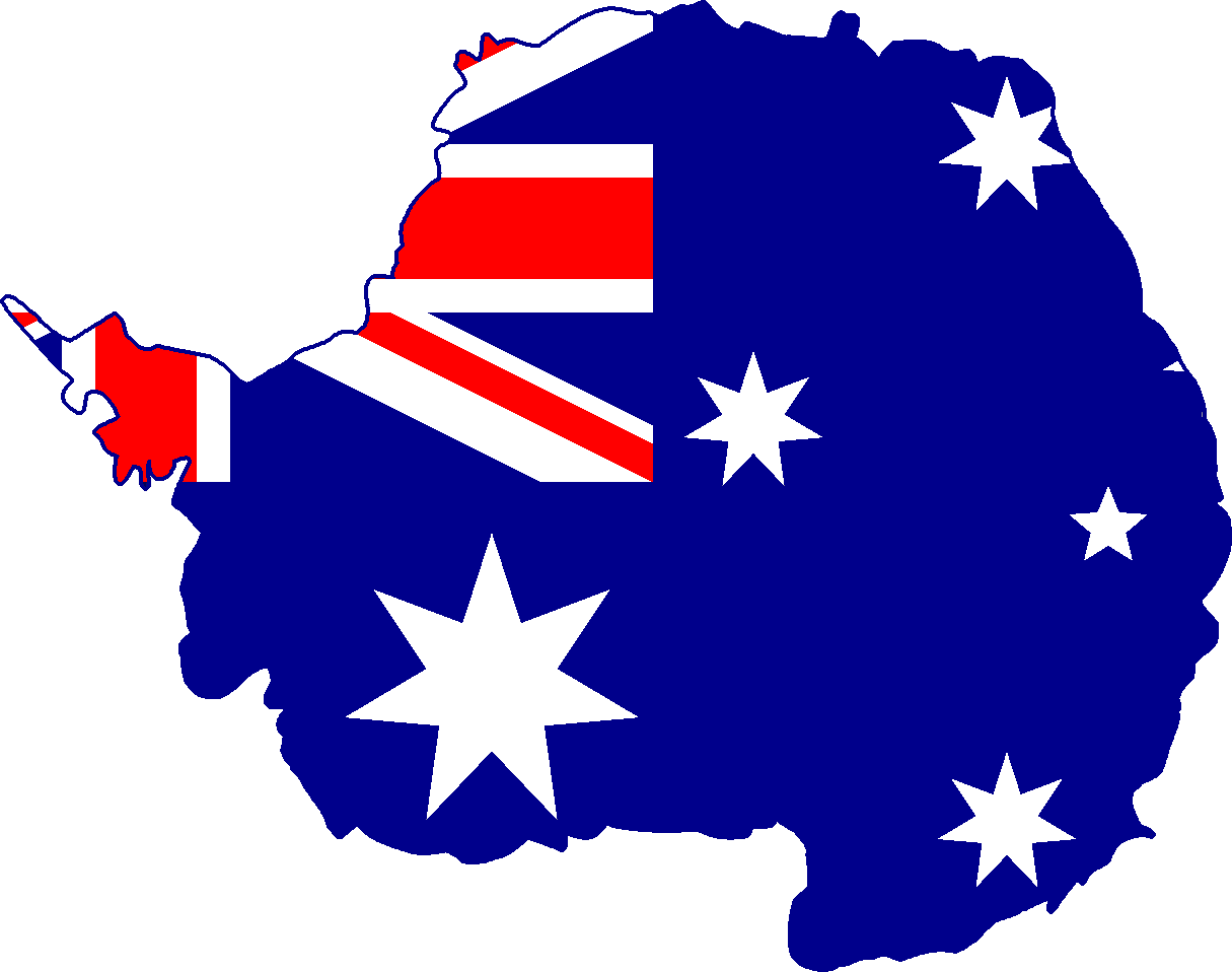 File Flag Map Of Antarctica Australia Png Wikimedia Commons