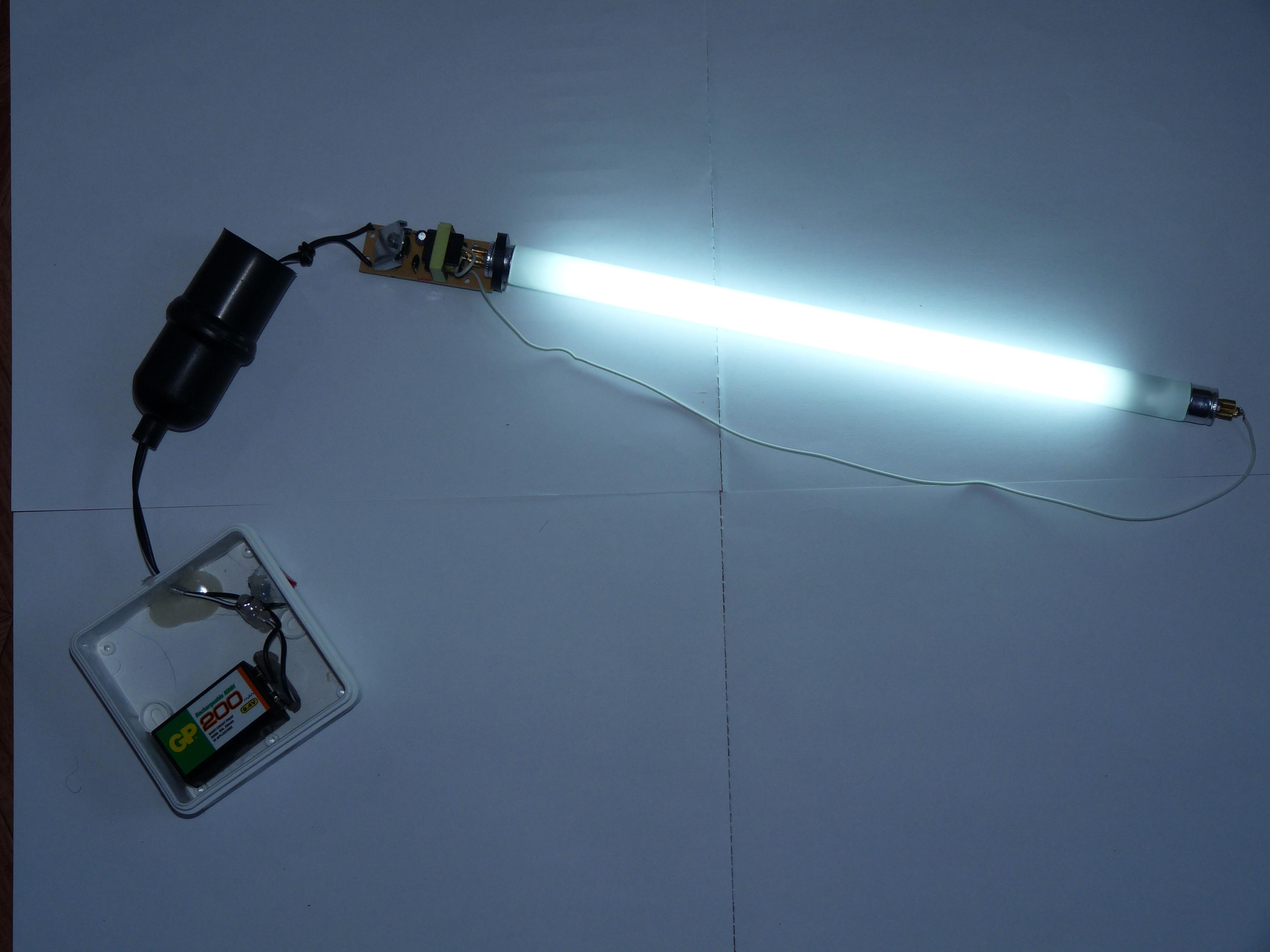 November 2008 Bulb Light