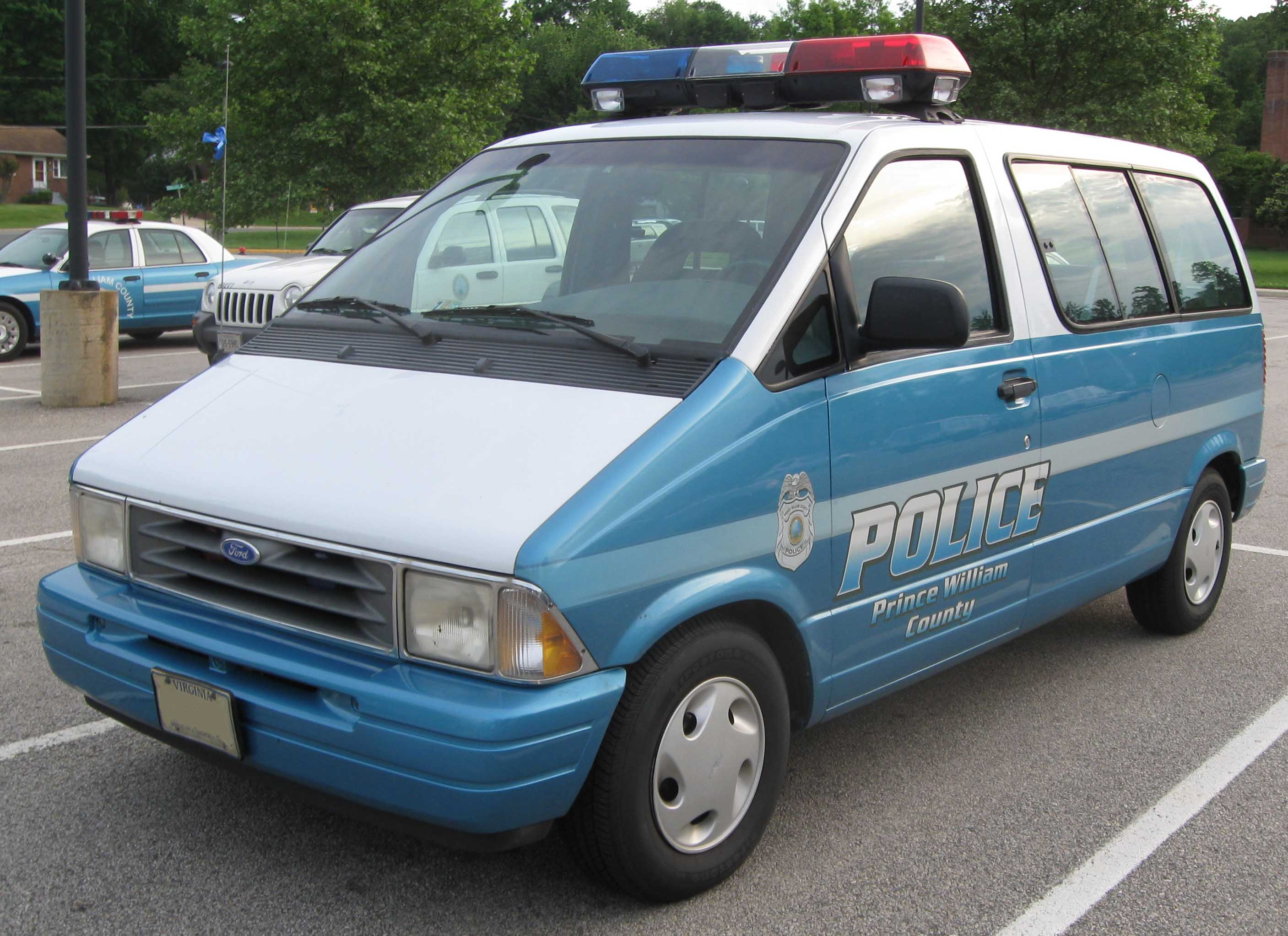 Chevy Astro Conversion Van For Sale File:Ford Aerostar police.jpg - Wikimedia Commons
