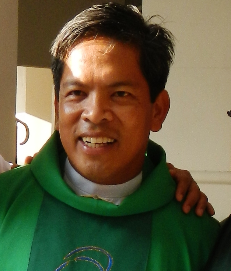 Fr. Suarez in 2014