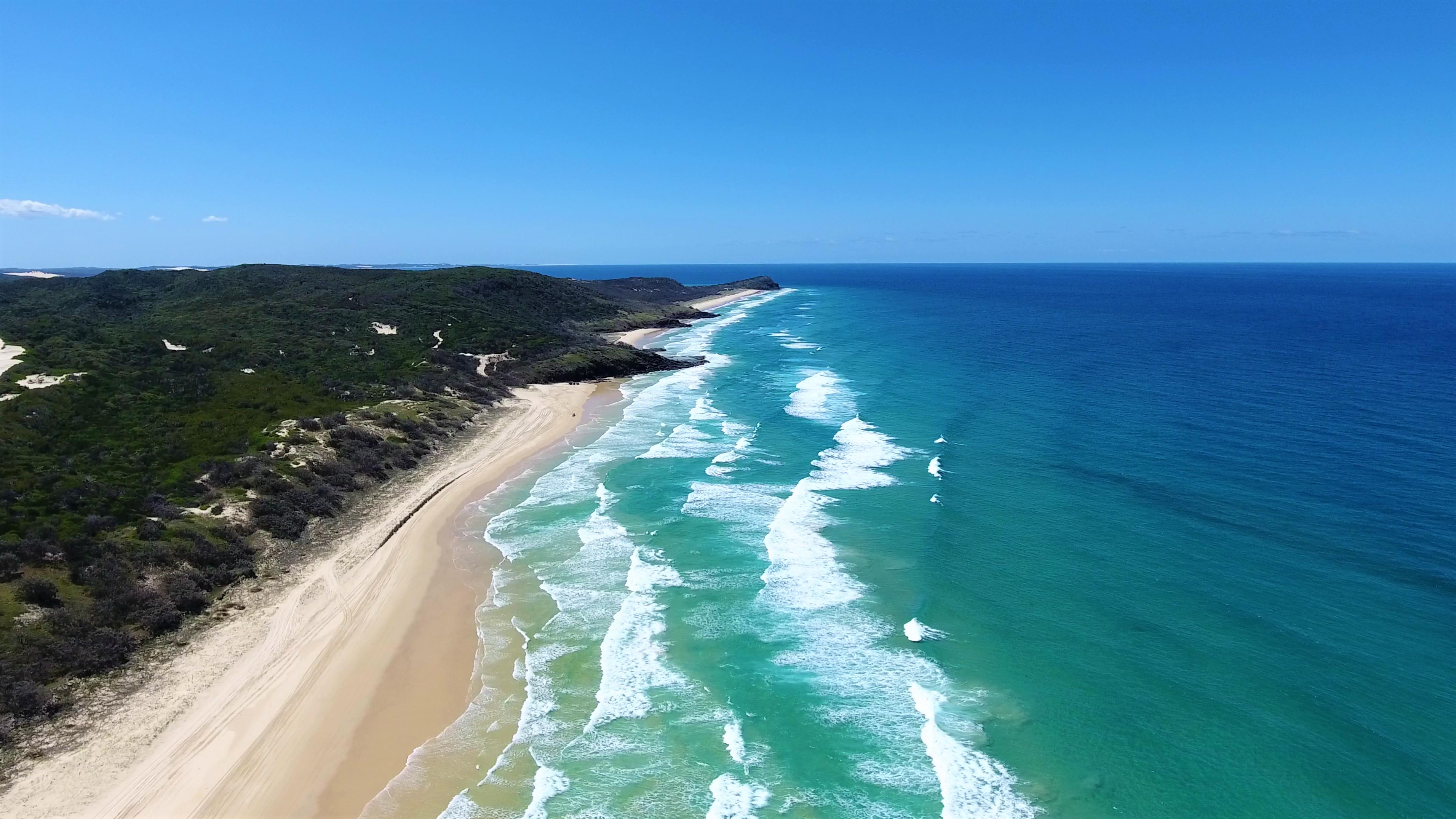 Фото самых опасных пляжей в мире
