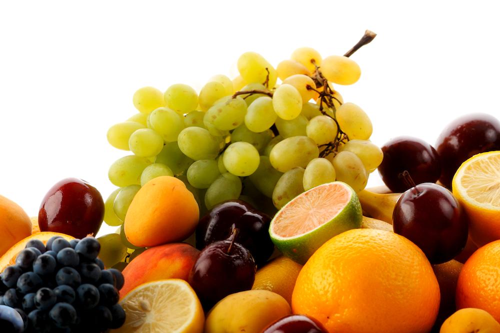 De petites quantités de fruits sont bons pour la santé