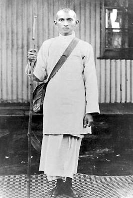 Gandhi biography summary