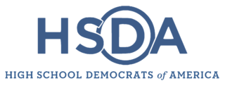 High School Democrats of America Student political organization