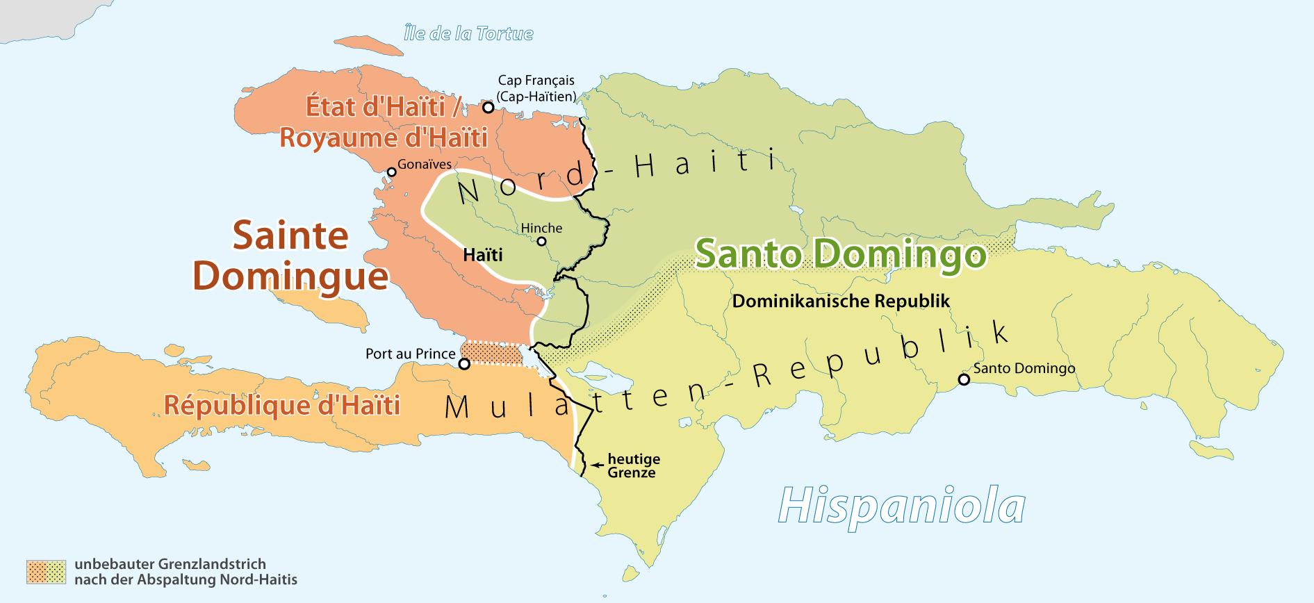 hispanola map with File Haiti Und Dominikanische Republik   Gebietsentwicklung on Dominican Republic For World Map as well Guerra furthermore Martinique further Where Did Christopher Columbus Ships Land further 9843539374.