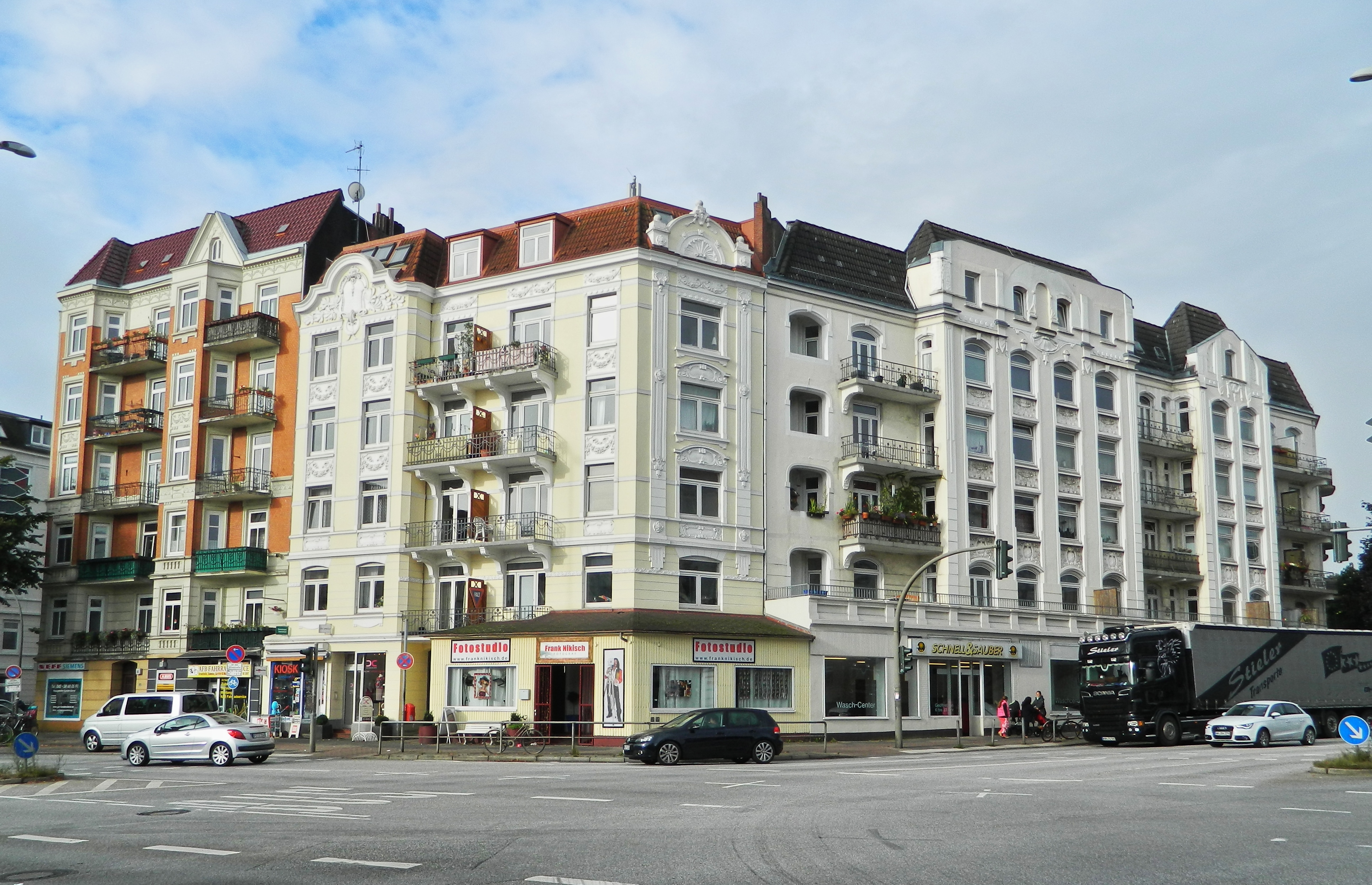 Hamburg Eißendorf