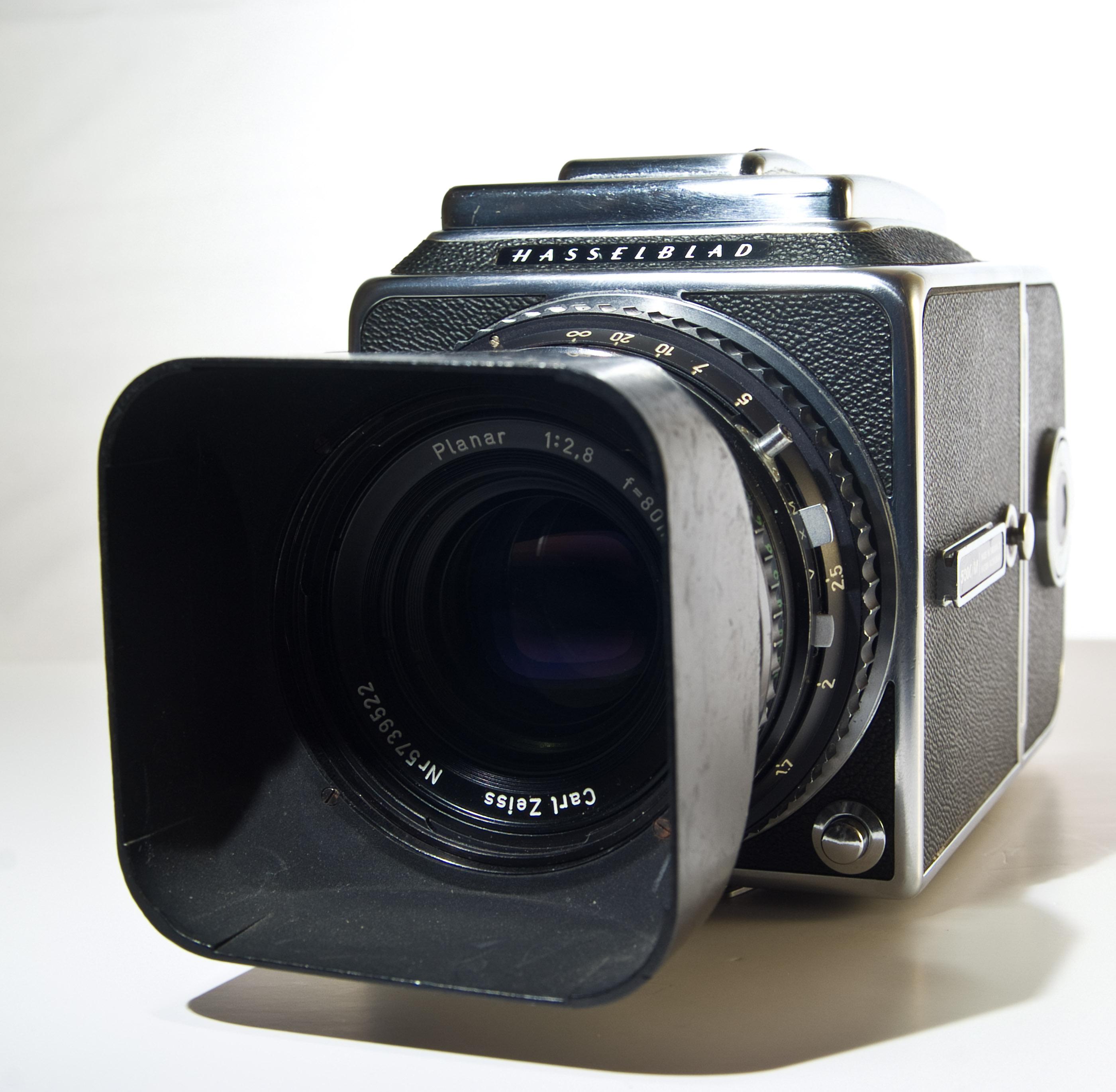 Foto & Camcorder Sonstige Hasselblad 100 Polaroidrückwand Eine Lange Historische Stellung Haben