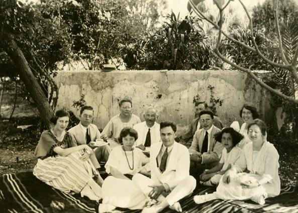 File:Having Tea in Ms. Yacobsens Garden (14186911834).jpg
