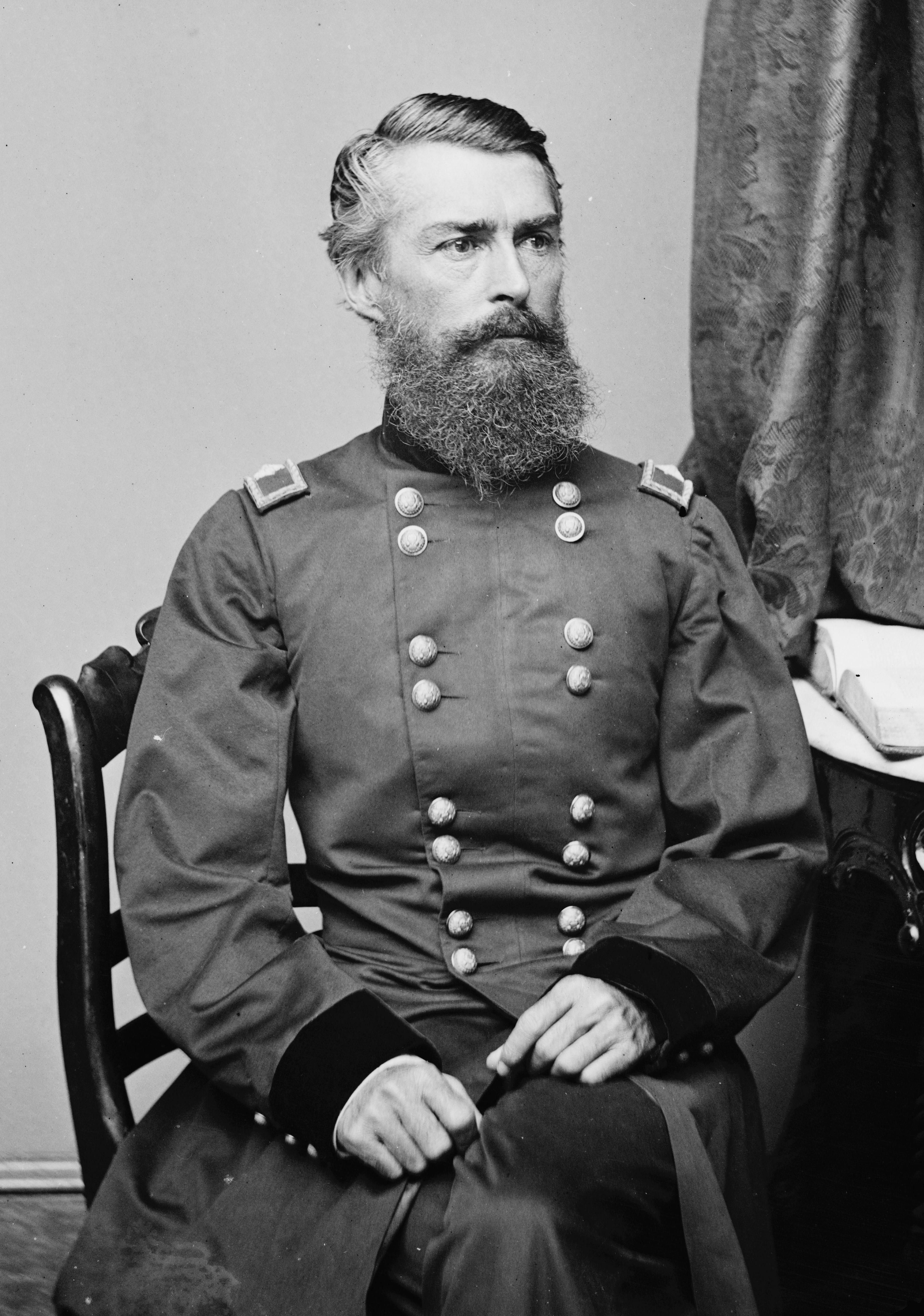 Gen. Herman Haupt