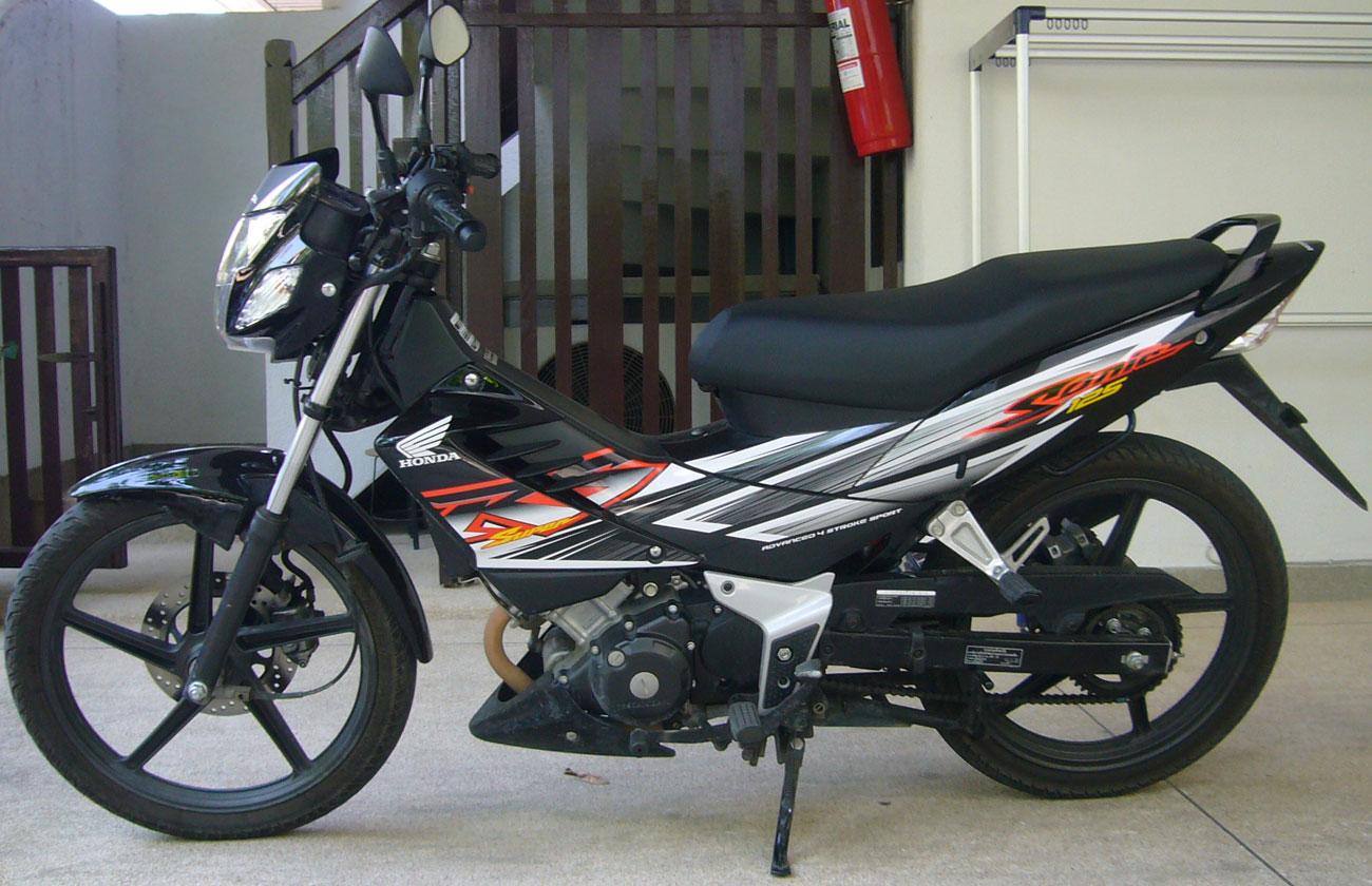 Suzuki Satria Harga
