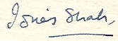 Idries Shah Signature.jpg
