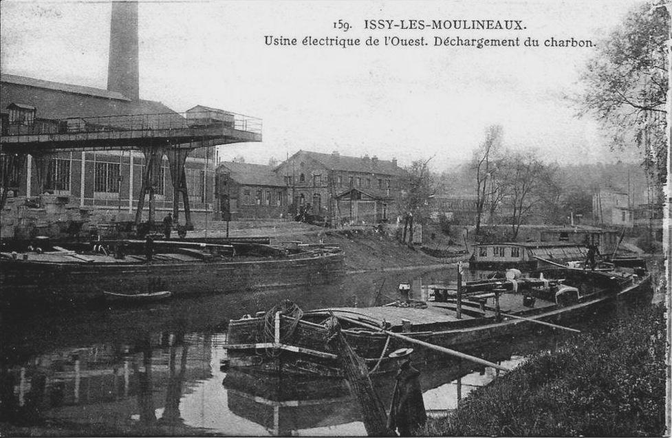 File issy les moulineaux usine electrique de l 39 ouest - Office du tourisme issy les moulineaux ...