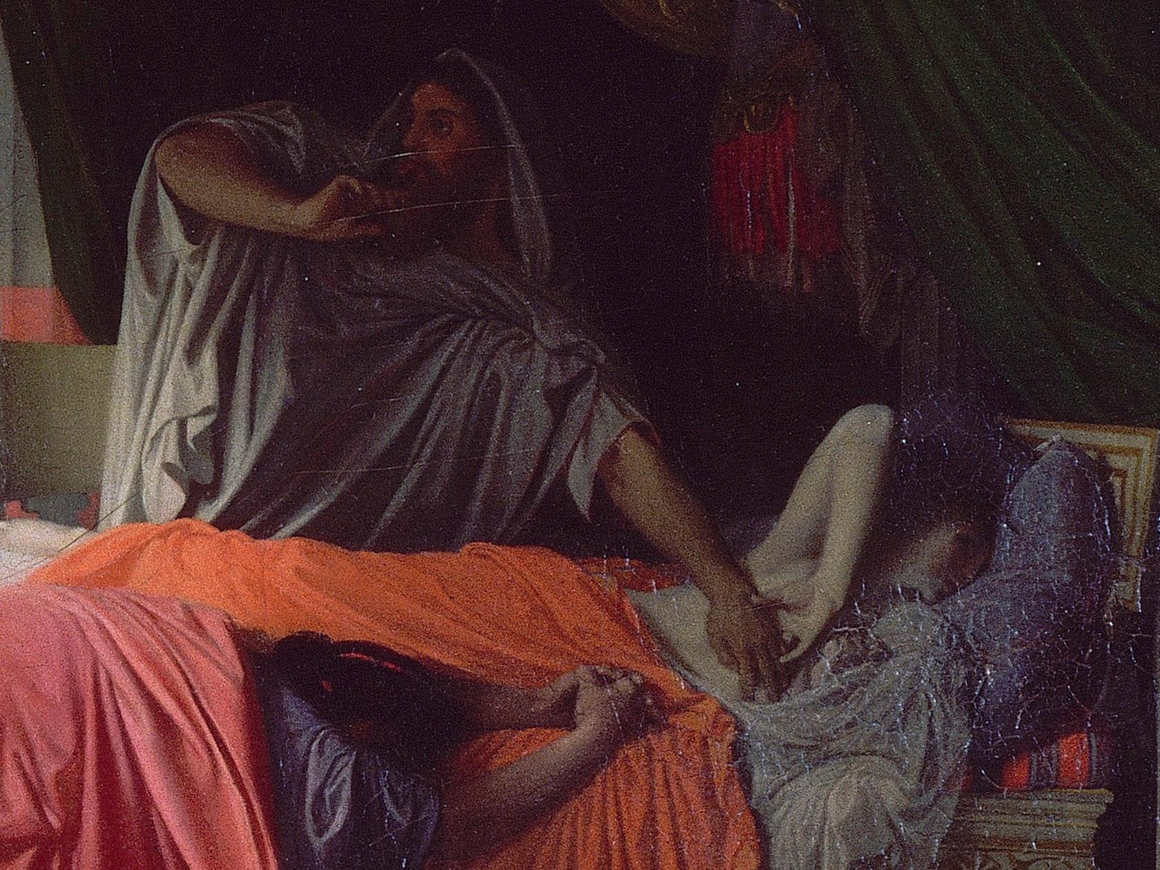 Измерение пульса в живописи: семейный терапевт как гений манипуляций