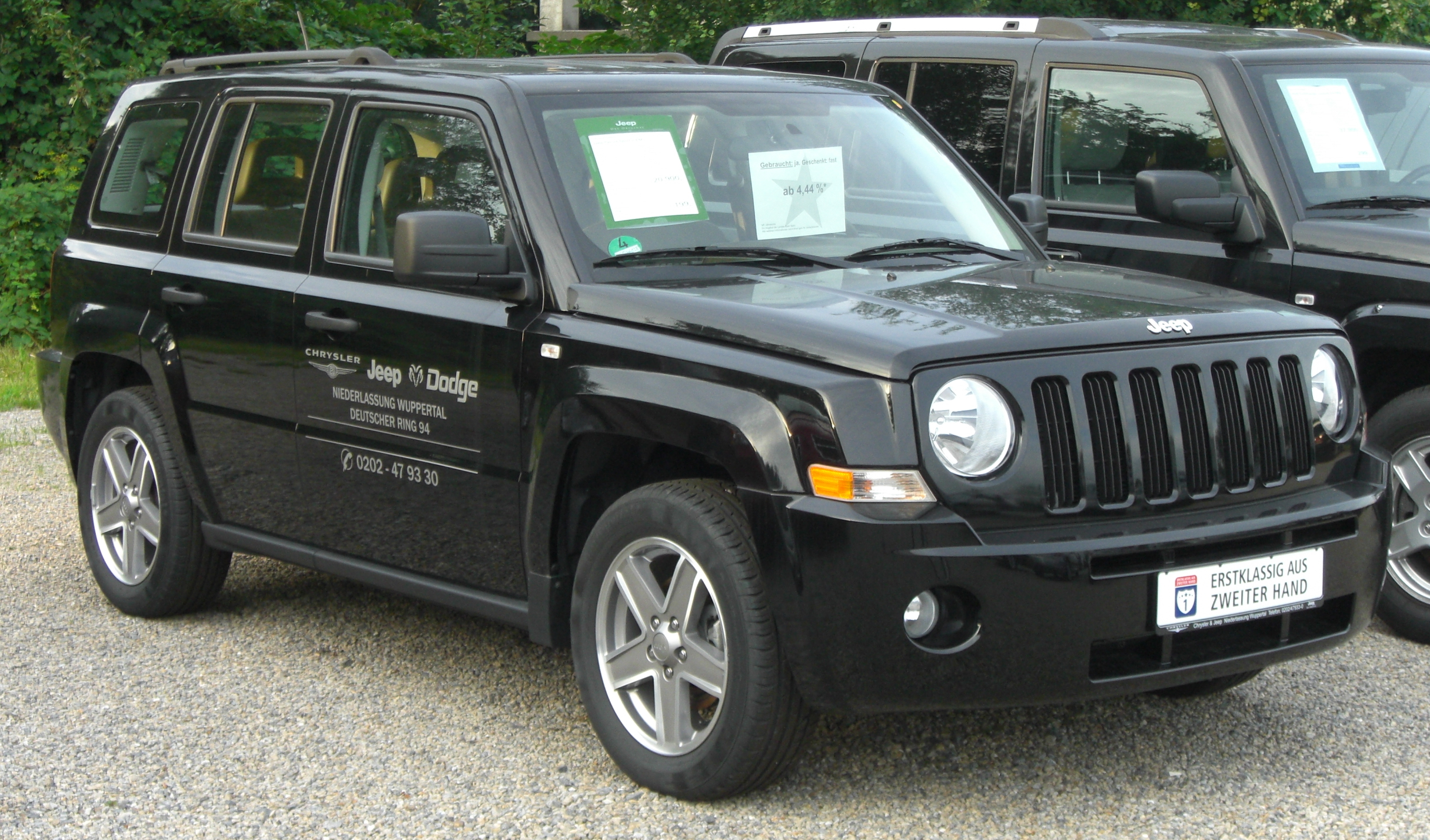 File Jeep Patriot 2 0 Crd Front Jpg