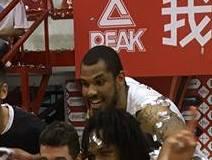 Justin Keenan American basketball player