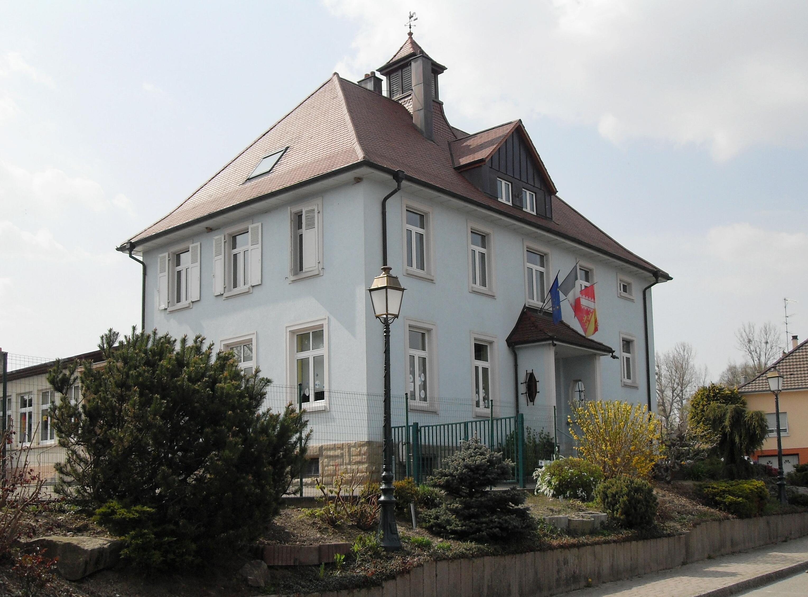 Kappelen, Haut-Rhin