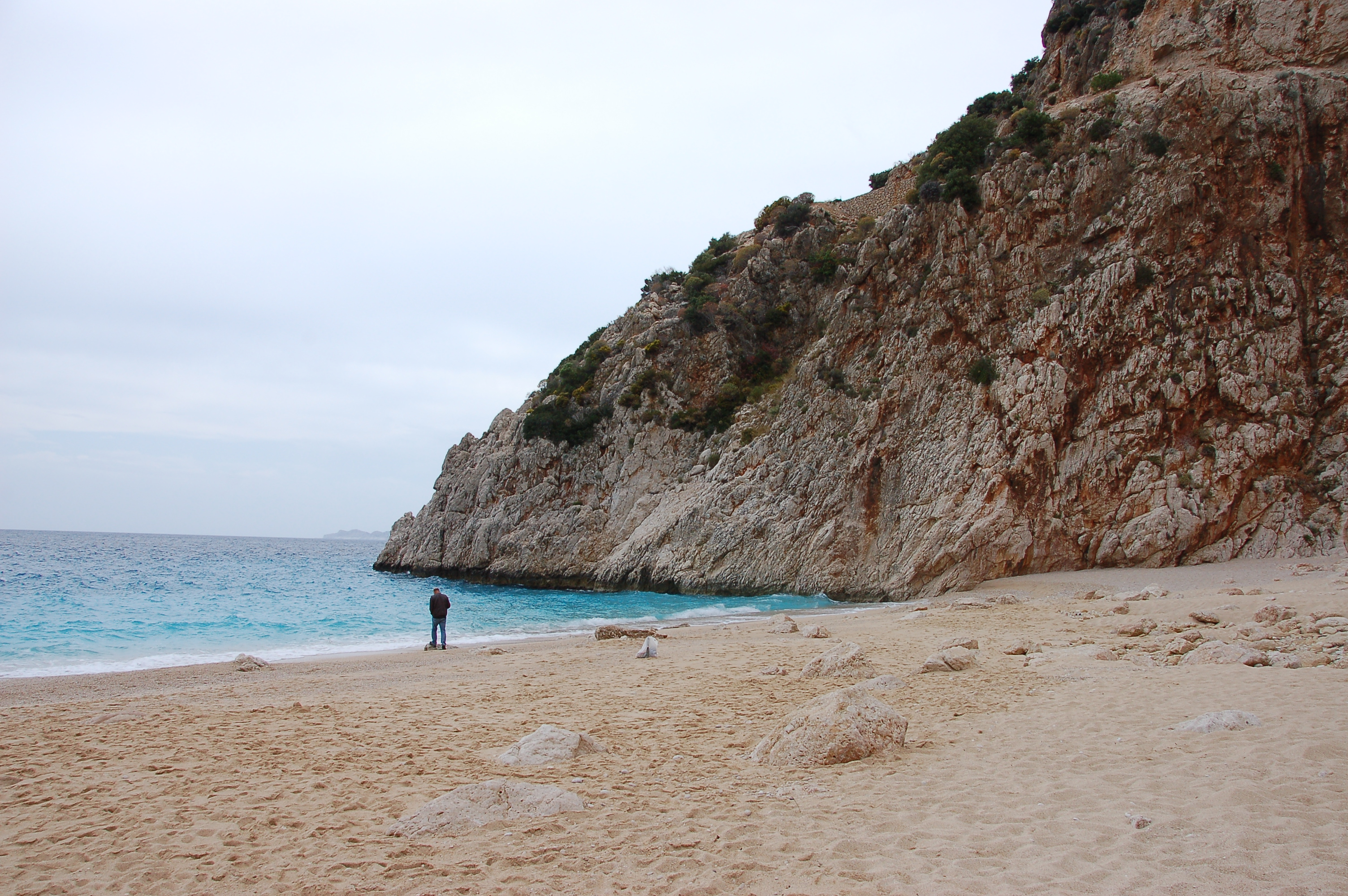 Lykies-Beach