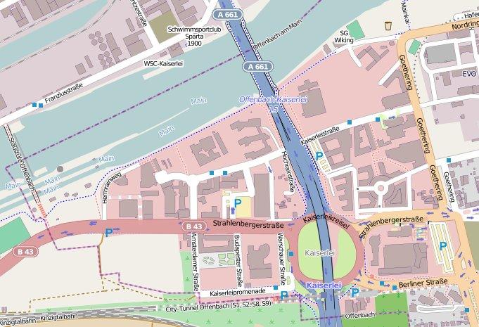 OffenbachKaiserlei – Wikipedia