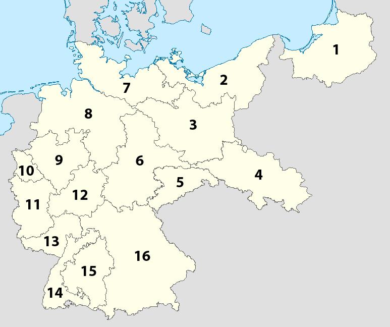 fussballligen deutschland