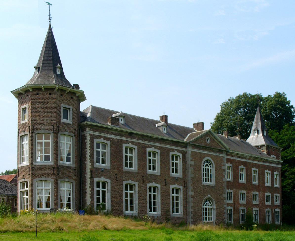 Kasteel Van Nieuwenhoven Sint Truiden Wikipedia