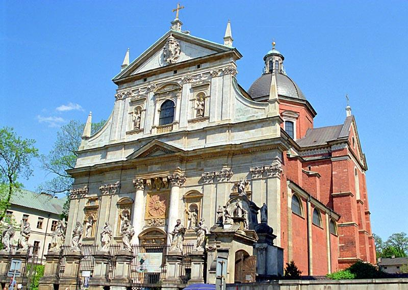 Kirche Krakau