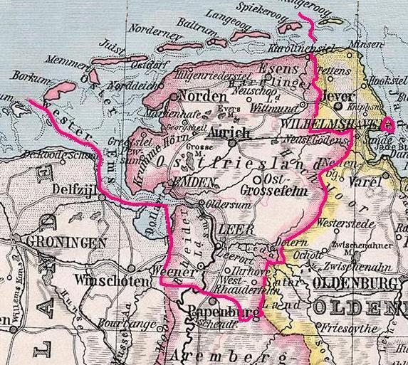 Landdrostei Aurich – Wikipedia