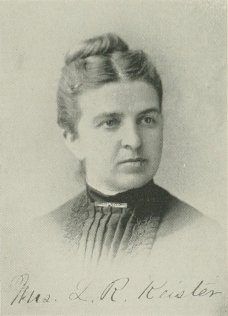 LILLIE RESLER KEISTER A woman of the century (page 440 crop).jpg