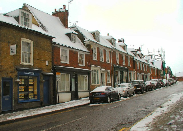 Lenham High Street - geograph.org.uk - 19074