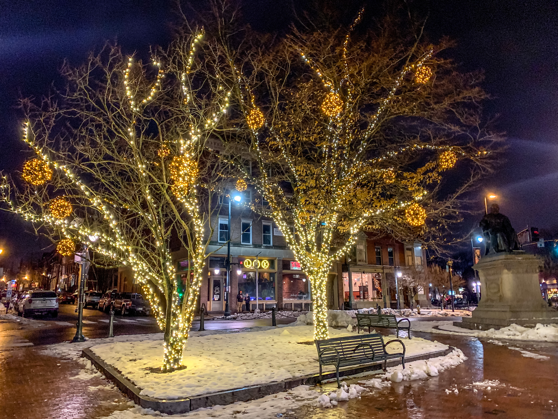 Portland Maine Christmas.File Longfellow Square Portland Maine Jpg Wikimedia Commons