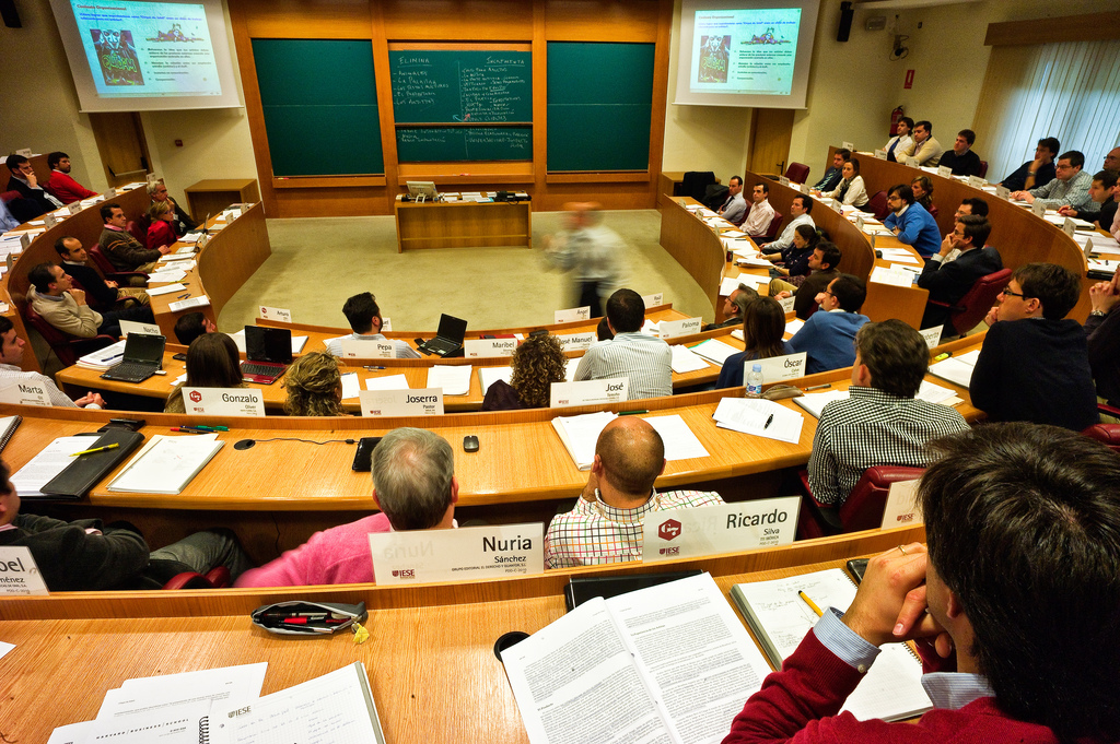 Iese business school wikipedia la enciclopedia libre for Business school madrid