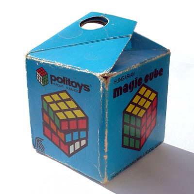 кубика Рубика, 1982 год