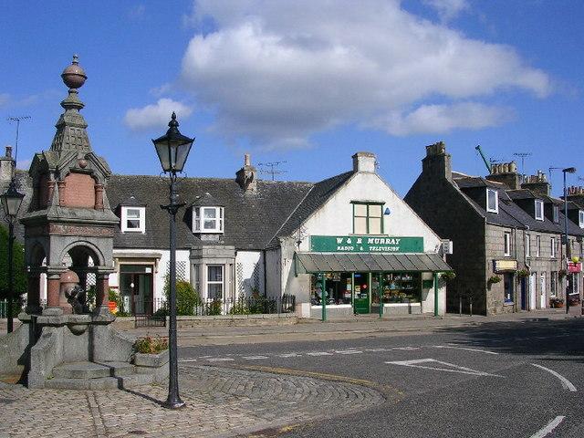 Alford, Aberdeenshire - Wikipedia