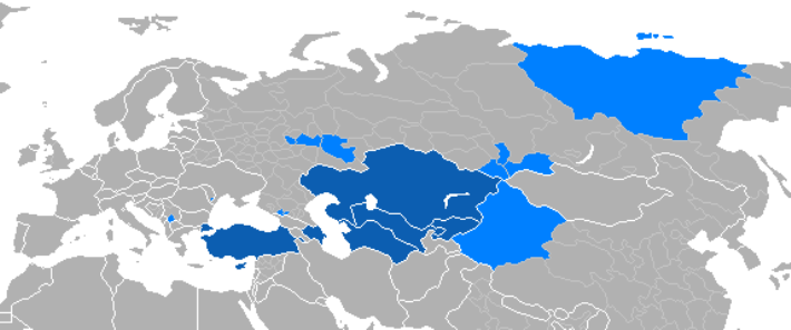 Archivo:Map-zTurkicLanguages.png