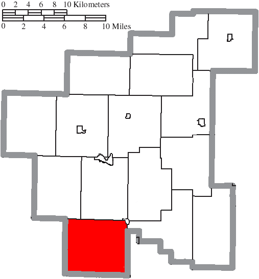 File Map Of Noble County Ohio Highlighting Jackson Township Png