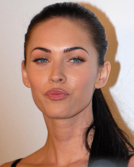 Megan Fox 2004 Pics. Megan#39;s Sex Appeal Pronounced: