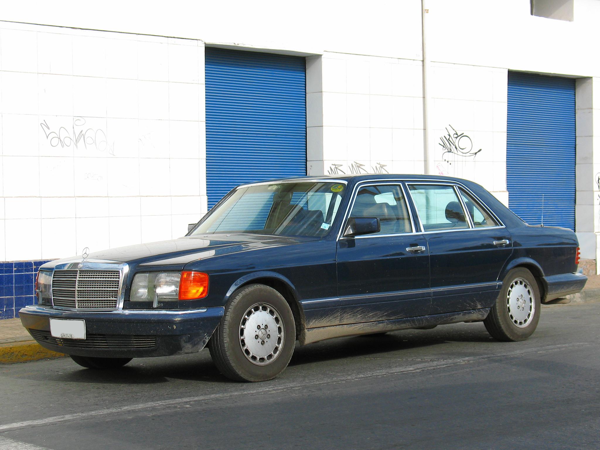 File Mercedes Benz 420 Sel 1986 12397243214 Jpg