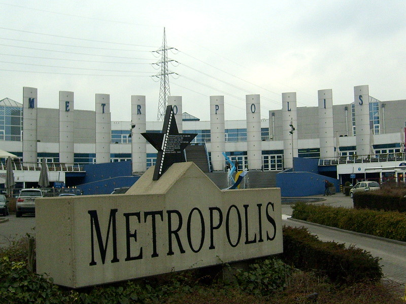 Metropolis Bioscoop Wikipedia