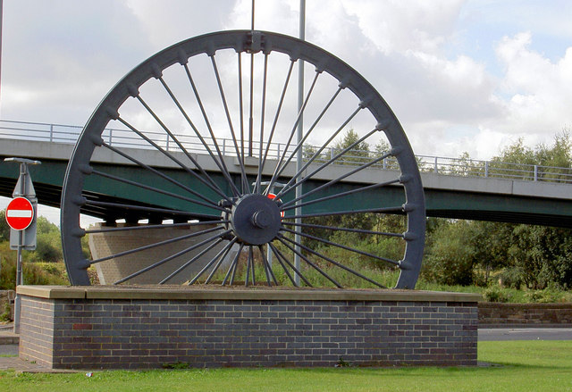 To the dearne valley leisure centre geograph org uk 567137