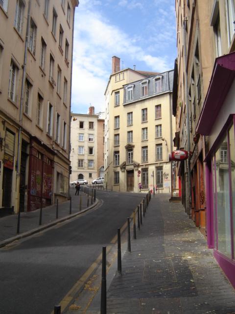 Mont e des carm lites wikipedia for 9 rue du jardin des plantes 69001 lyon