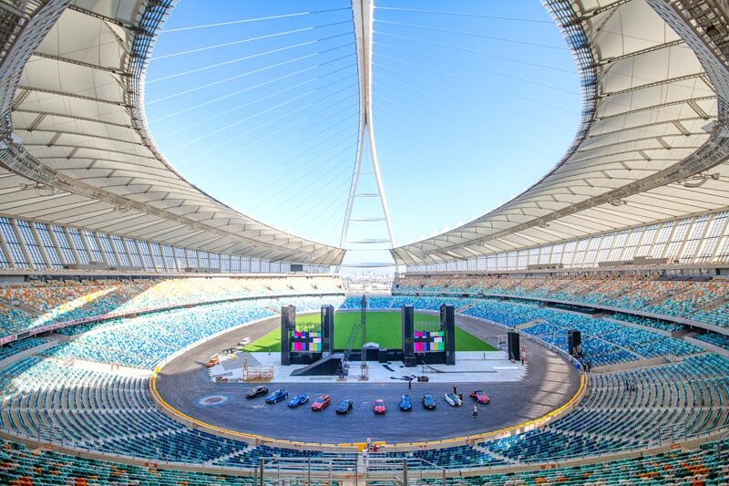 Image result for Moses Mabhida Stadium (South Africa)