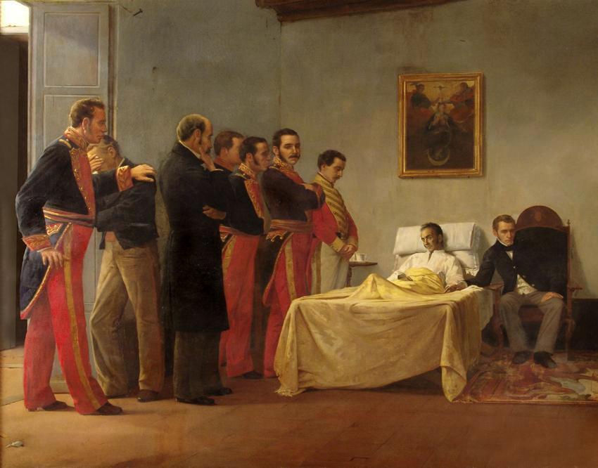 Muerte de Simón Bolívar - Wikiwand