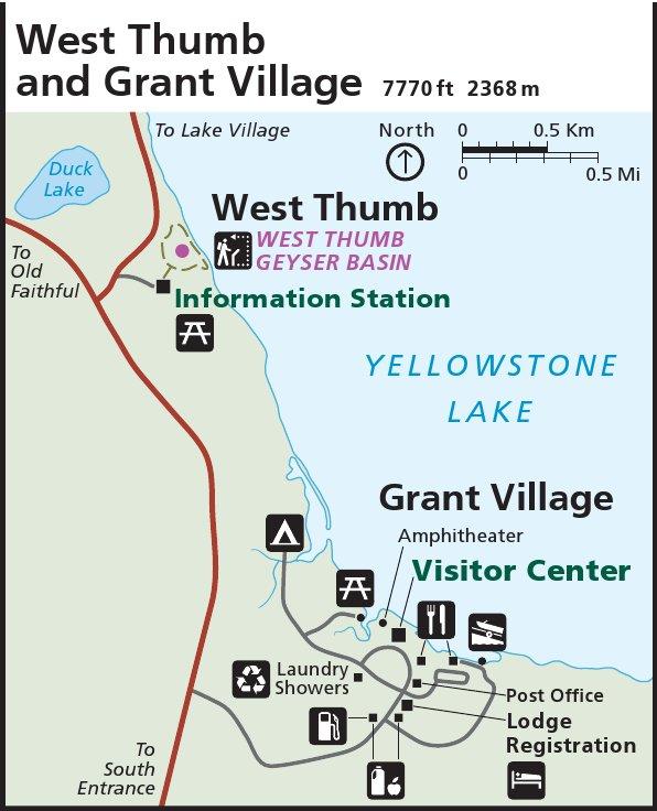 File:NPS yellowstone west thumb grant village map.   Wikimedia