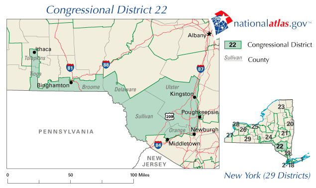 New York 22nd Congressional District
