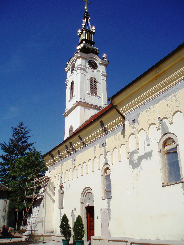 Crkva u Zemunu Crkva u Zemunu.jpg
