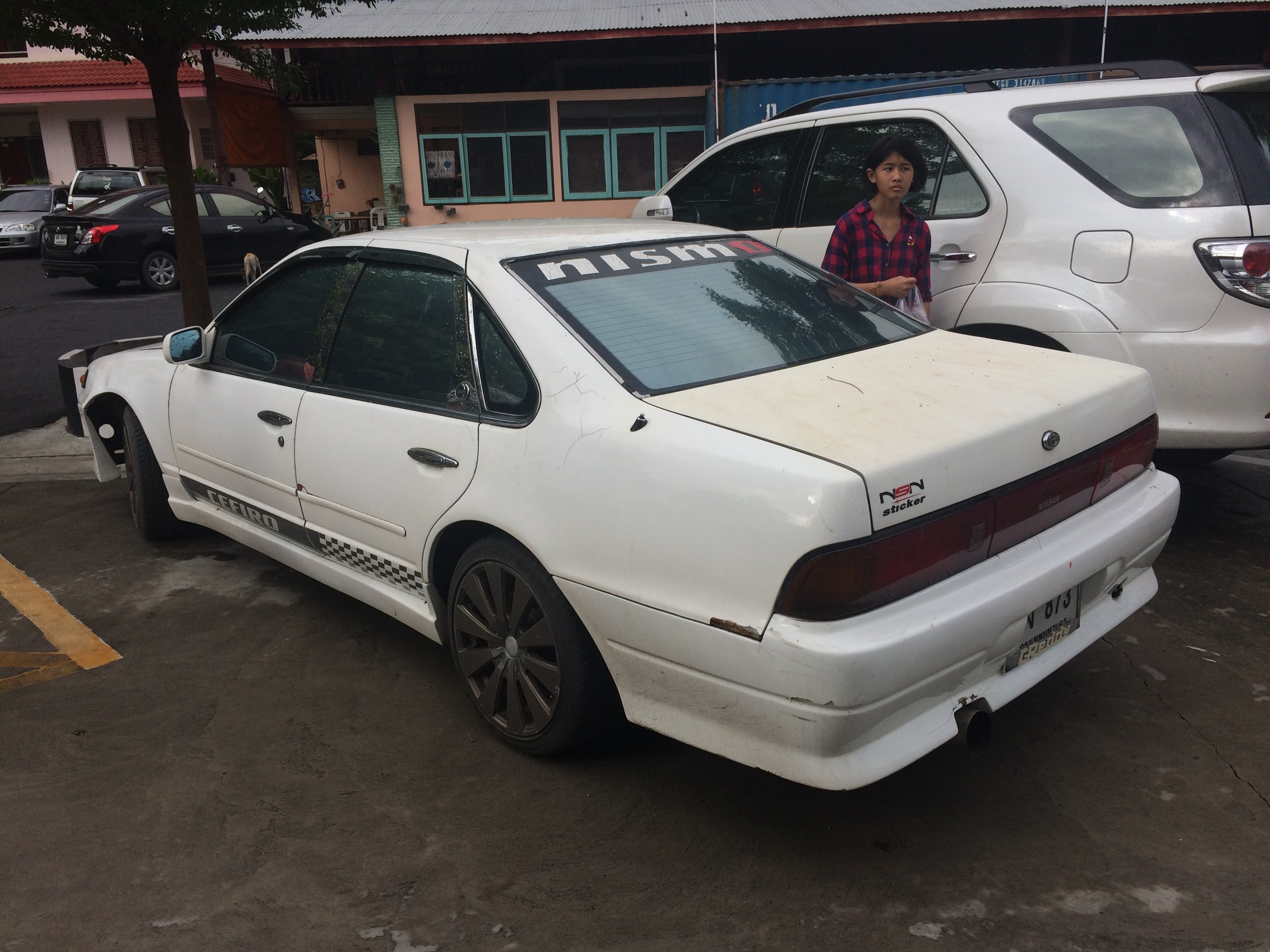 Nissan Cefiro A31 Nissan Recomended Car