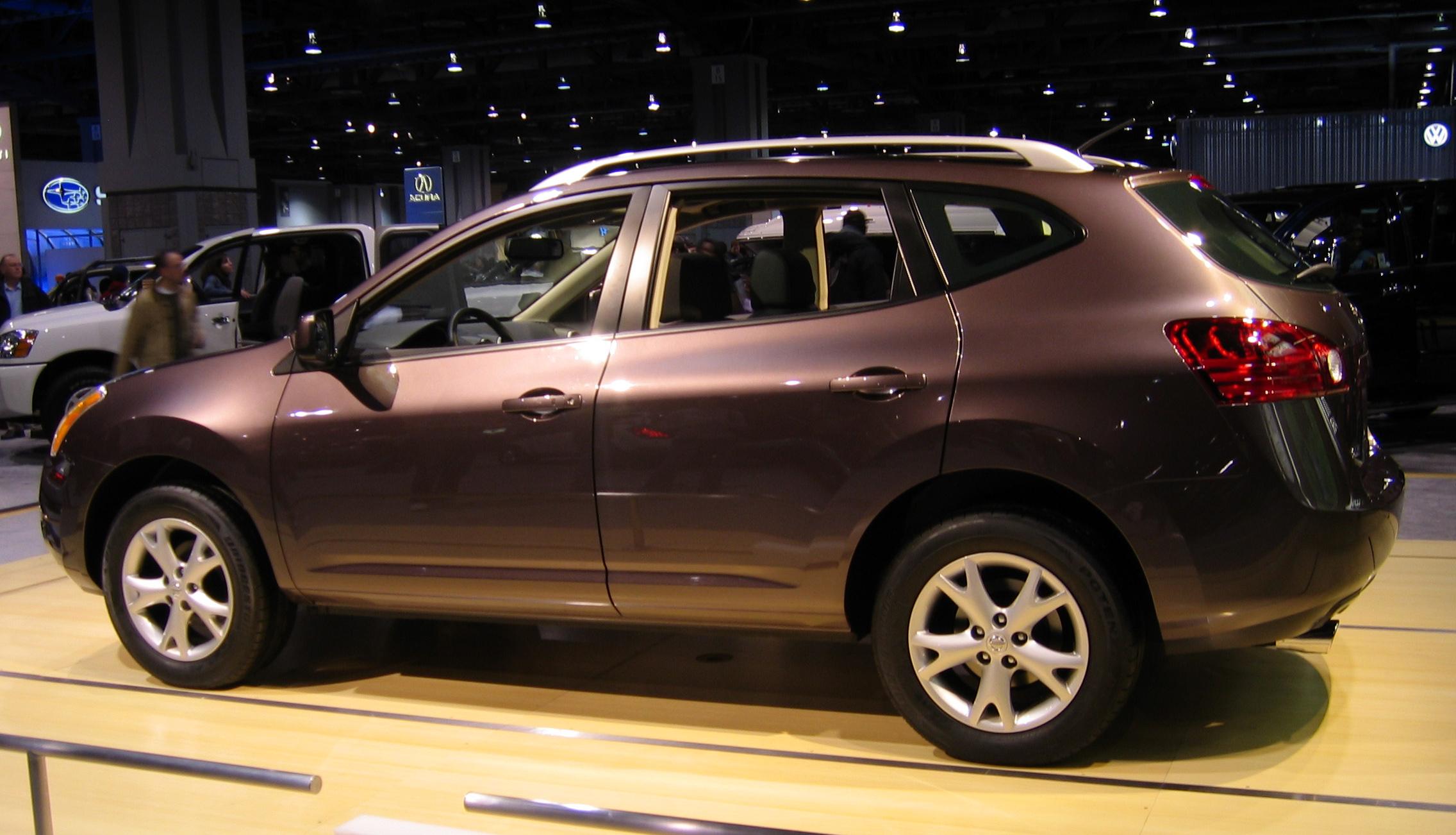 Best Cars Information: Nissan Rogue